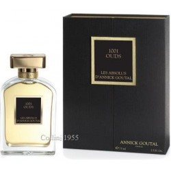 Annick Goutal Les Absolus Ouds 1001 EdP Vapo 75 ml