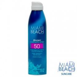 Miami Beach Sport Sunscreen Spray SPF 50
