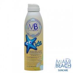 Miami Beach Kids Sunscreen Spray SPF 50