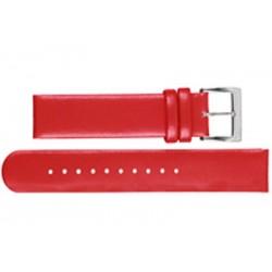 Cinturino Mondaine Rosso 20 Leather