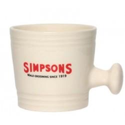 Tazza grande per sapone da barba - Simpsons