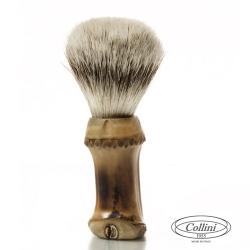 Pennello  da barba in tasso man. Bamboo Collini1955