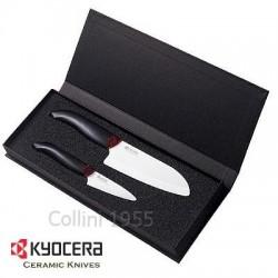 Set regalo Kyocera con coltelli ceramica