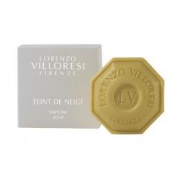 Teint de Neige Sapone 100 g - Lorenzo Villoresi