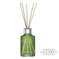 Room Fragrance Yerbamate con 10 bastoncini in bambù
