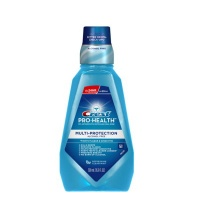 Colluttorio Crest Pro Health Mouthwash 500 ml Clean Mint