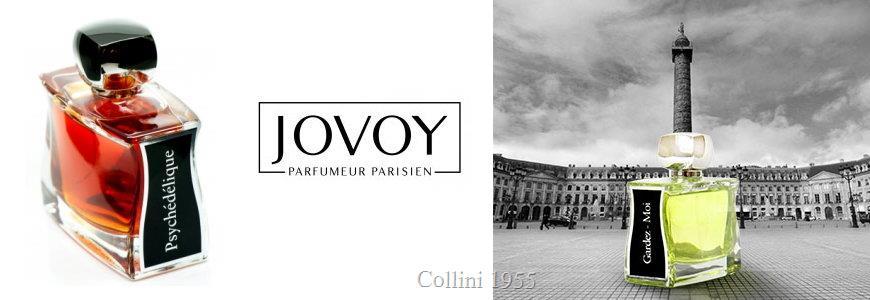 Banner Jovoy Parfumeur Parisien