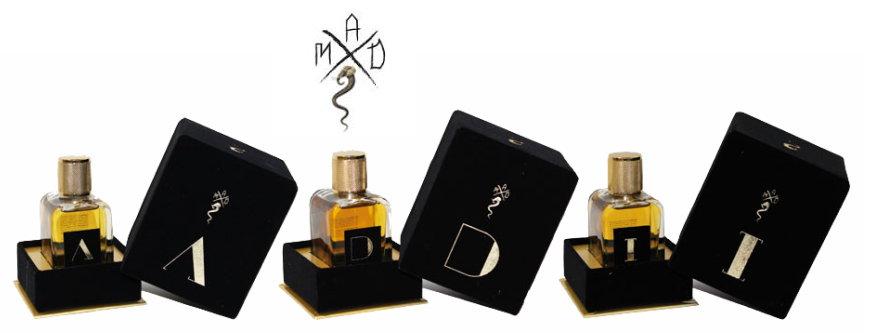 Banner Mad Parfum