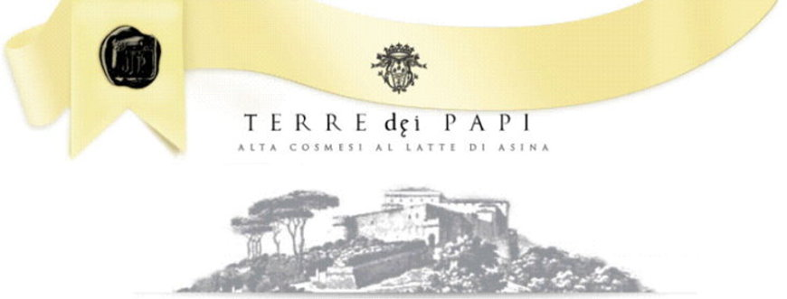 Banner Terre dei Papi - Latte di Asina