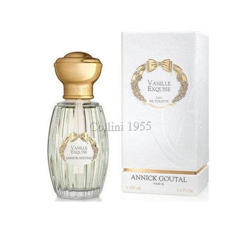 Annick Goutal Vanille Exquise Edt Vapo 100 ml