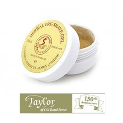 Herbal Pre Shave Gel Taylor