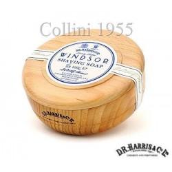 Sapone  da barba in ciotola legno D.R. Harris Windsor