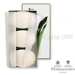 Penhaligon's Lily of the Valley Saponette da Bagno Box x 3