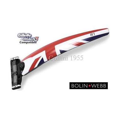 Rasoio Mach3 Bolin Webb R1 Jack Special Edition