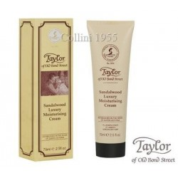 After shave  Moisturising Taylor Sandalwood Crema