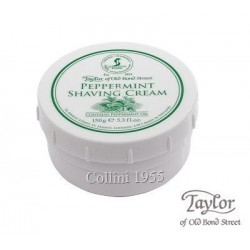 Crema  da barba Taylor Peppermint