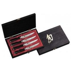 Set coltelli da tavola Shun DMS-400