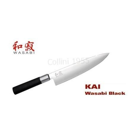Coltello KAI Wasabi Cuoco 6715C