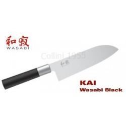 Coltello KAI Wasabi Santoku 6716S
