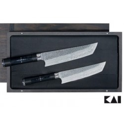 Kai Shi Hou Set due Coltelli da Chef in Edizione Limitata