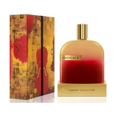 Amouage Opus X Library Collection EdP 100 ml