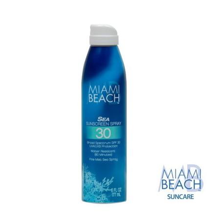 Miami Beach Sea Sunscreen Spray SPF 30