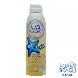 Miami Beach Kids Sunscreen Spray SPF 50