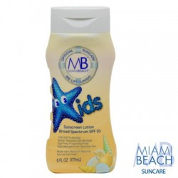 Miami Beach Kids Sunscreen Lotion SPF 50