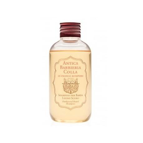 Shampoo per Barba Legno Scuro Antica Barbieria Colla