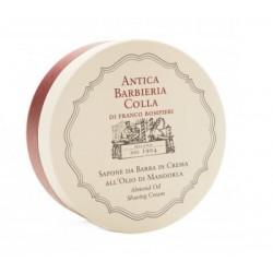 Sapone da Barba in Crema all'Olio di Mandorla A. Barbieria Colla