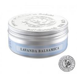 Sapone da Barba in Crema Lavanda Balsamica Saponificio Bignoli