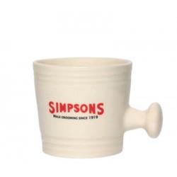 Tazza per sapone da barba - Simpsons