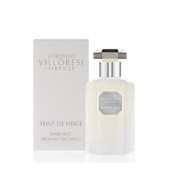 Profumo per capelli Teint de Neige 50 ml Spray - L. Villoresi