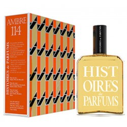 Histoires de Parfums Ambree 114 Edp 120 ml