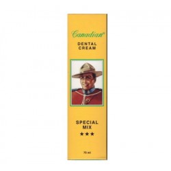 Dentifricio Canadian Special Mix 75 ml