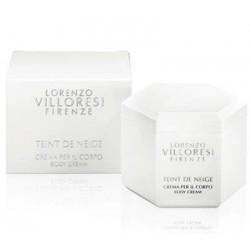 Teint de Neige Crema per il corpo - Lorenzo Villoresi