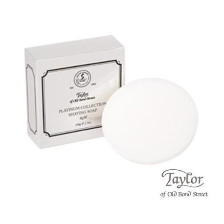 Sapone da Barba per Ciotola Legno Taylor Platinum Collection