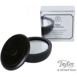 Sapone  da barba in ciotola legno Taylor Platinum Collection
