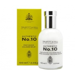Truefitt & Hill Authentic No. 10 Post Shave Cologne Balm 100 ml