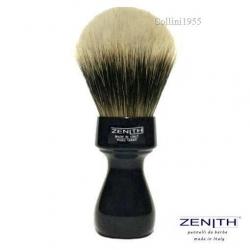 Pennello da barba Zenith in Tasso Manchurian 507 N Nero