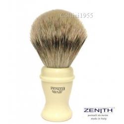 Pennello da barba Zenith 504 A Tasso Extra Silvertip