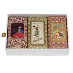 Confezione Collezione Classico da 3 saponi Smart, Fox-Trot, Ondina x 150 g
