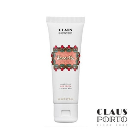 Claus Porto Crema Mani Favorito 50 ml