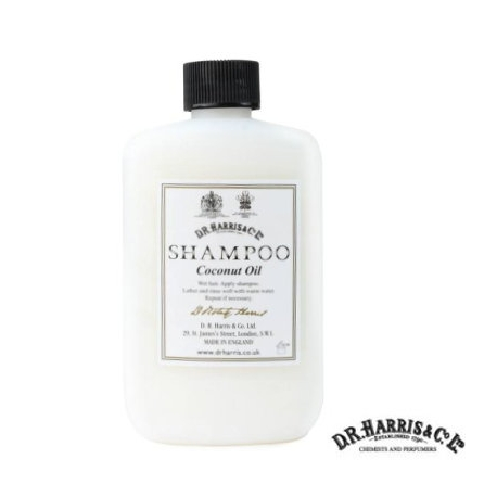 Shampoo all'olio di cocco 250 ml D.R. Harris