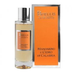 Boellis Mandarino e Cedro di Calabria Eau de Parfum 100 ml