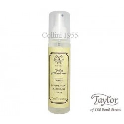 Deodorant Spray Sandalwood Taylor