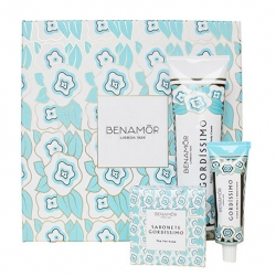 Benamôr Scatola Regalo Gordissimo Gift Set Hand and Body