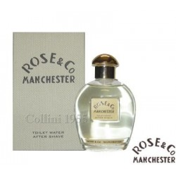 Toilet water after shave 100 ml Rose & co Manchester