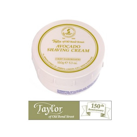 Crema  da barba Taylor all'Avocado