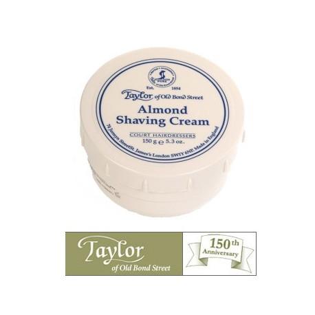 Crema  da barba Taylor alla Mandorla
